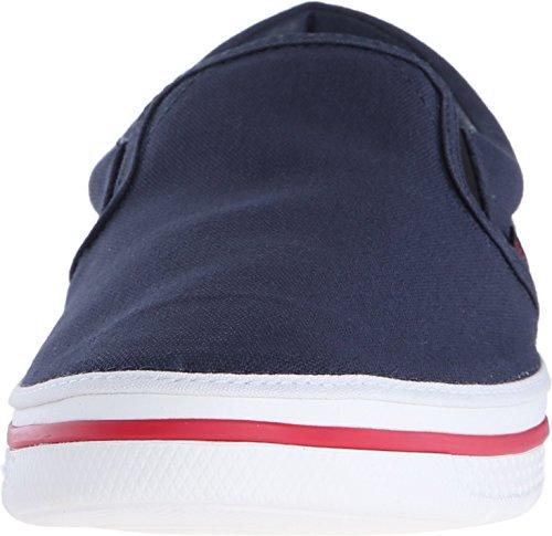 Lona M Para Crocs Norlin navy De Slip white Azul Hombre On Zapatillas YBYSTnqx