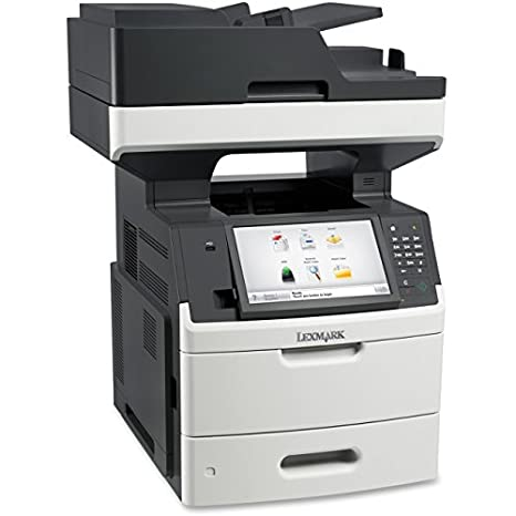 Amazon.com: Lexmark MX711de Multifunction Print/Copy/Scan ...