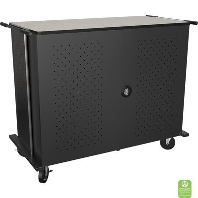 MOORECO 27725A-40 Odyssey XL 48 Device Chromebook and Tablet Charging Cart