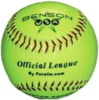 Benson VSPB12Y Soft Practice Ball Ballon Jaune 12 cm