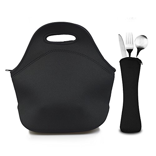 Insulated Neoprene Water resistant Reusable Stainless product image