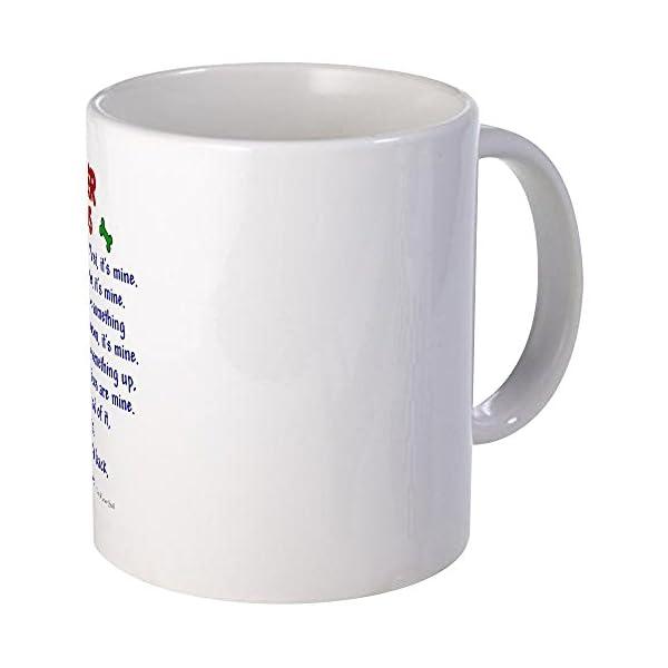 CafePress Tibetan Terrier Property Laws 2 Mug Unique Coffee Mug, Coffee Cup 2