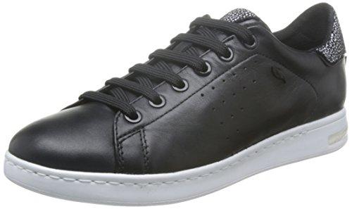 Noir Jaysen Femme Basses Sneakers Geox A aHq8RT