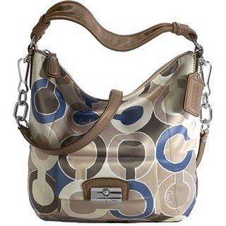 Coach Op Art Shoulder Bag - 5