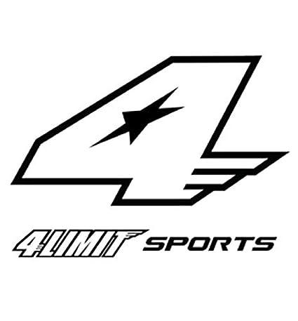 Rot-Schwarz-Wei/ß 4LIMIT Sports Motorrad Lederkombi LAGUNA SECA Zweiteiler Gr/ö/ße XL