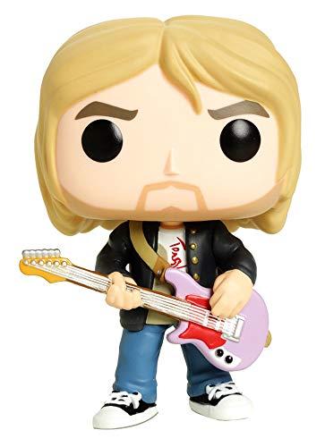 Funko Rock-Kurt Kobain (Live&Loud) - Figura Decorativa, Multicolor, 26091