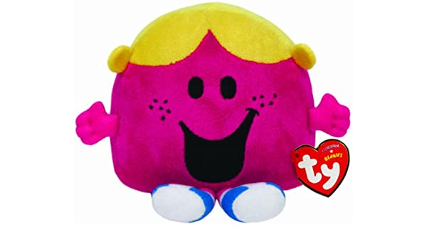 Ty UK Little Miss Chatterbox Beanie - Peluche (13 cm): Amazon.es: Juguetes y juegos