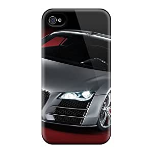 Anti-Scratch Hard Phone Case For Iphone 6plus (Tvz18765mIHH) Unique Design High-definition Audi R8 Image