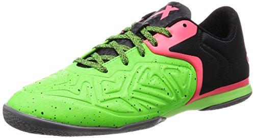Adidas X 15,2 Ct Heren Binnenbaan Voetbal Klampen Groen
