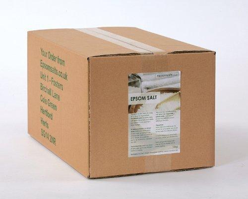 Epsom Salts Medical Grade, 10 kg product image