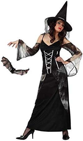 Atosa-49971 Atosa-49971-Disfraz Bruja-Adulto XXL-Mujer, Color ...
