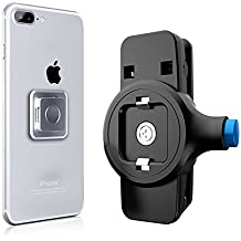 Matone iPhone 7/7 Plus, iPhone 6/6S Universal Belt Clip with Magnet Easy Mount Technology, Ideal for Samsung Galaxy Note 8, S8/ S8 Plus, S7/S7 Edge, iPhone X, iPhone 8/8 Plus