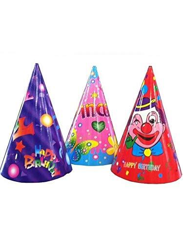 DISBACANAL Gorro de cumpleaños Mini: Amazon.es: Juguetes y ...