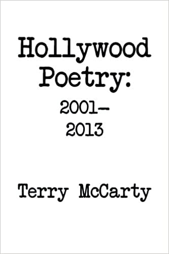 Book Hollywood Poetry 2001-2013