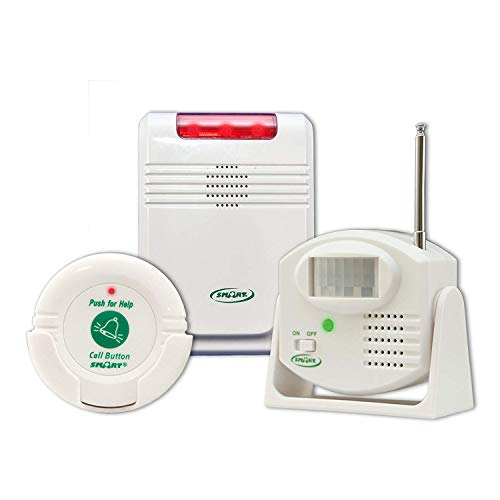 Smart Caregiver Cordless Motion Sensor and Nurse Call System