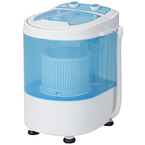 best-choice-products-portable-mini-washing-machine-spin-cycle-w-basket-drain-pipe-66lbs-capacity-blu