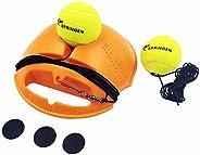 Springen Tennis Trainer Rebound Baseboard Tennis Ball Self-Study Practice Tool Equipment Sport Exercise for Be