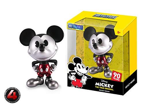 - Metalfigs Jada Toys Disney The True Original Mickey with Red Pants Diecast Figure