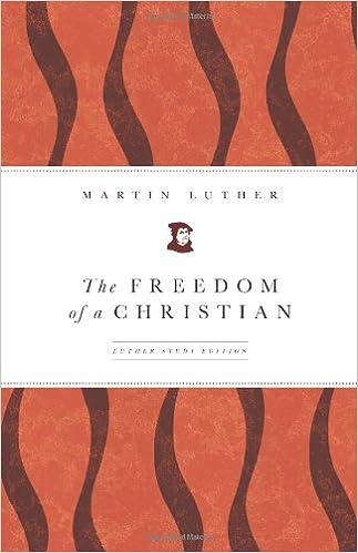 The Freedom of a Christian: Amazon.es: Luther, Martin, Tranvik, Mark D.: Libros en idiomas extranjeros