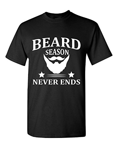 Beard-Season-Never-Ends-Great-Gift-For-Any-Bearded-Man-Adult-Shirt