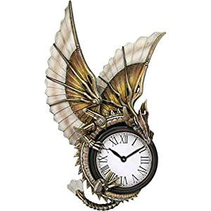 Nemesis-Now-Clockwork-Dragon-Anne-Stokes-Clock-42cm