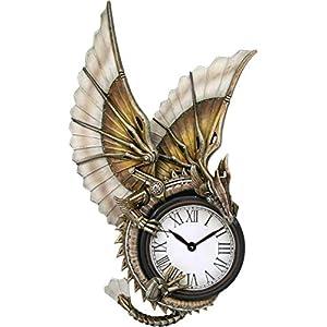 Nemesis-Now-Clockwork-Dragon-Anne-Stokes-Clock-42cm