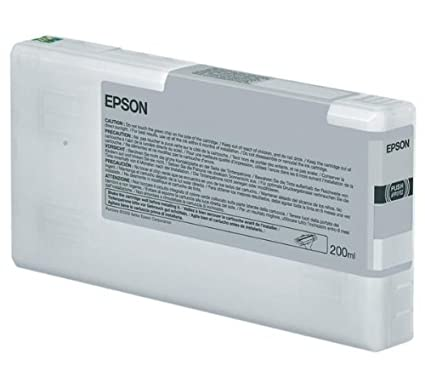 Amazon com: Epson Epson Stylus Pro 4900 Photo Black 200Ml