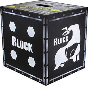 Block Vault XXL - 4 Sided Archery Target with Polyfusion Technology