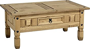 Remarkable Pn Homewares Corona Coffee Table Rustic Mexican Pine Coffee Table Shaker Coffee Table Traditional Pine 1 Drawer Coffee Table Bralicious Painted Fabric Chair Ideas Braliciousco