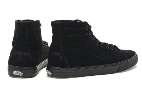 vans sk8 hi james hetfield