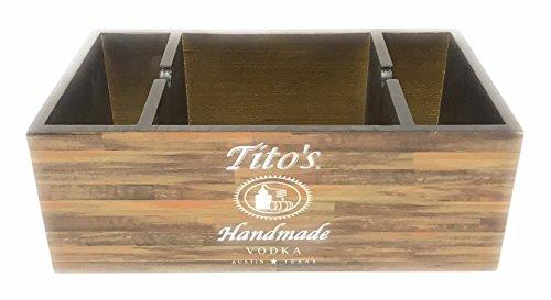 Tito's Vodka Cocktail Napkin Holder