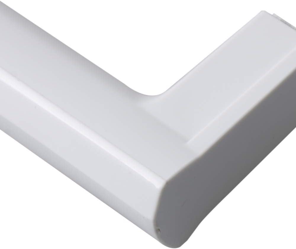 1pair Refrigerator Door Handle White 5304486359 AP6036330 5304504507