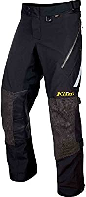 Klim Badlands Mens Off-Road Motorcycle Pants - Black / Size ...