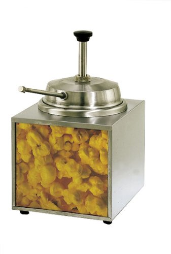 Star - 3WLA-B - 3 1/2 qt Lighted Butter Warmer with Pump