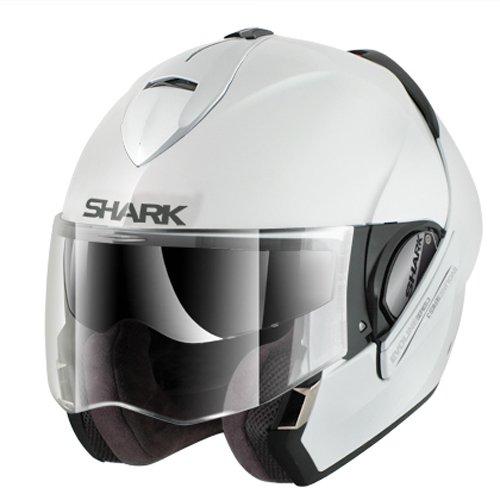 Shark Evoline Series 3 Helmet (White, X-Small)
