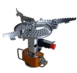 Camping Stove One Gas Stove Outdoor Stove Picnic Boiled Camping Stove Stove Portable