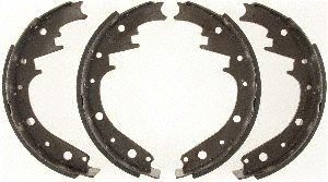 Bendix 473 Rear Brake Shoe Chevrolet C30 Bendix Brake