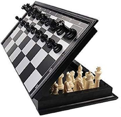 Magnetic Foldable Chess 2019 2.0