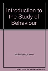Introduction to the Study of Behaviour