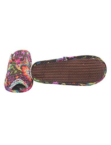 Raikou - Zapatillas de estar por casa de Material Sintético para mujer S108
