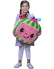"""CoComelon Pillow Plush, 18"""" - Soft, Cuddly, Snuggly, Extra Large Pillow - Toys for Kids, Toddlers, and Preschoolers"""