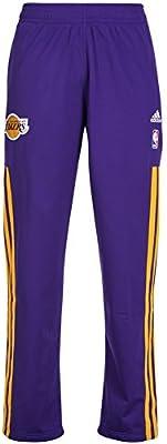 adidas NBA cálida de Up Pants Pantalones de Entrenamiento de ...