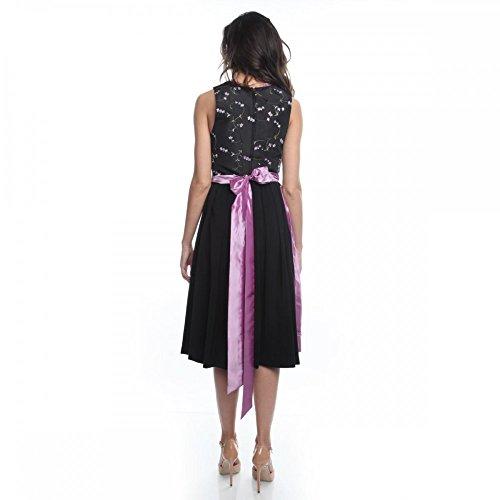 Flieder Burgsee Kleid 24206 Hammerschmid Schwarz wCxqIx7A