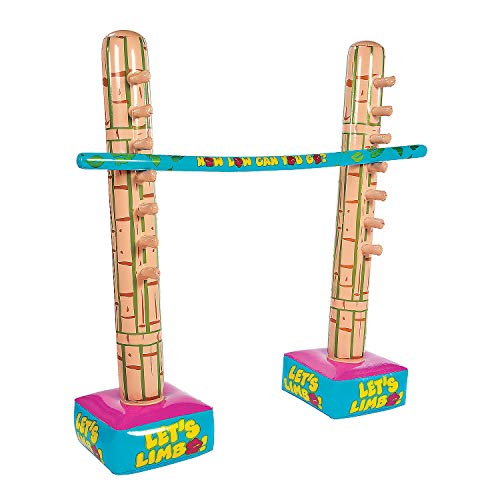 Inflatable Limbo Kit (3 pc set) Summer Games -