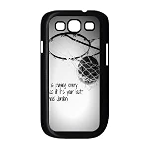 Basketball is life Cover Case for Samsung Galaxy S3 I9300,diy Basketball is life cover case