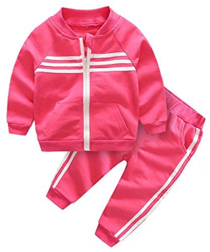 Girl Jogging Suit - 9