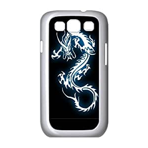 Best Phone case At MengHaiXin Store Dragon Art Desigh Pattern 78 For Samsung Galaxy S3