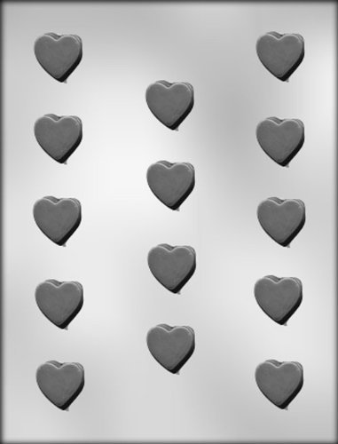 CK Products Plain Heart Mint Chocolate Mold