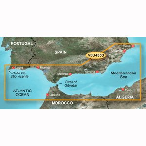 garmin-veu455s-alicante-to-cabo-de-sao-vicente-sd-card