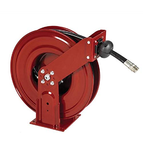 Alemite 8081-C, Narrow Double Post Oil Hose Reel ()